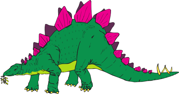Dinosaur free to use cliparts