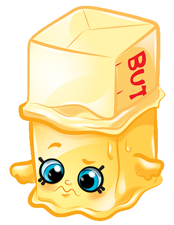 Buttercup shopkins clipart free image