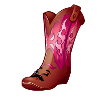 Betty Boot shopkins clipart free image