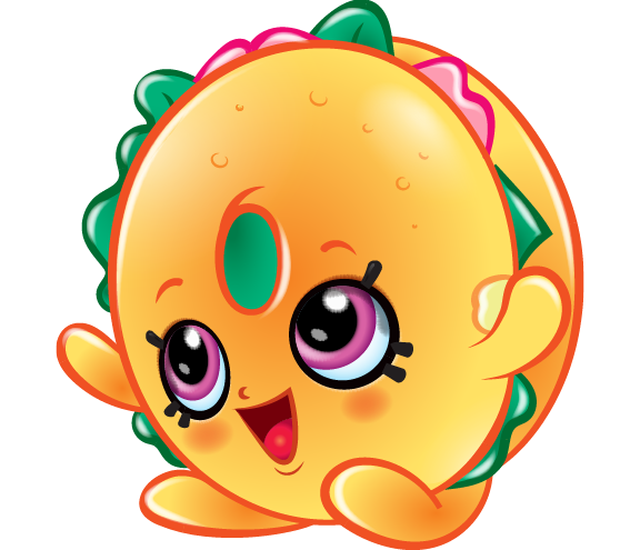 Bagel billy art official shopkins clipart free image