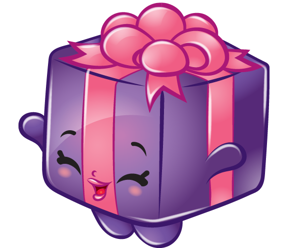 Miss Pressy Art Official Shopkins Clipart Free Image