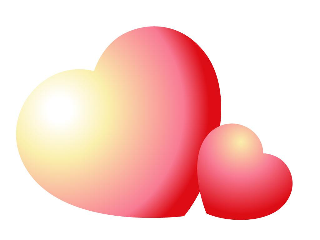 Hearts valentines day heart clip art valentines day heart clipart photo