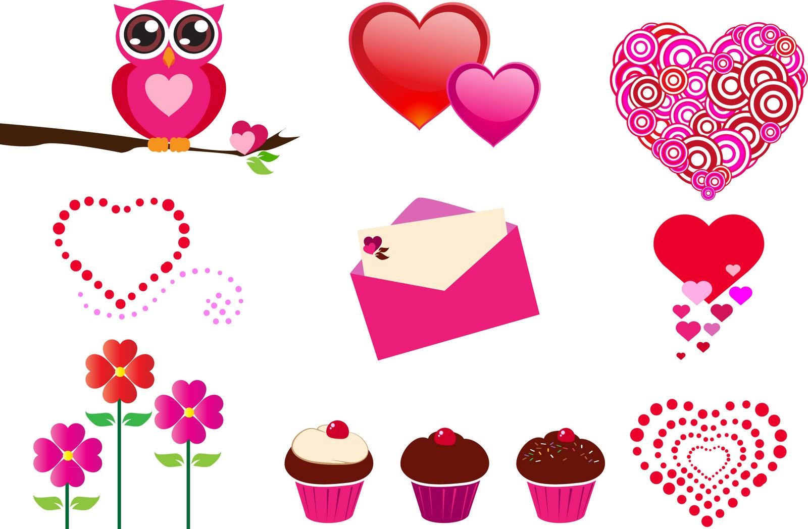is valentine s day related so i didn t need all the stuff but that owl wuhhNd clipart