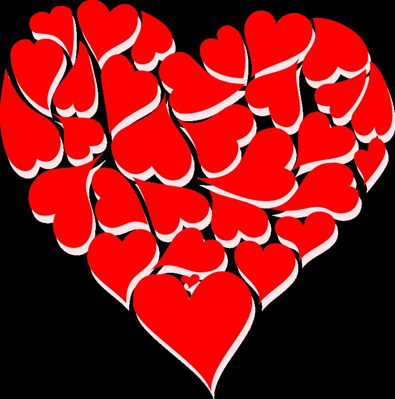 valentine hearts clip art valentine week 6 2 rh clipart info valentine heart clipart free valentine's heart clipart