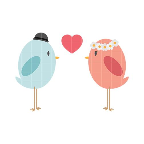 cute love birds clipart free clipart images 3 rh clipart info love birds clipart wedding love bird tree clipart