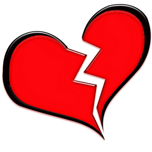 Broken hearts clipart danasrgg top