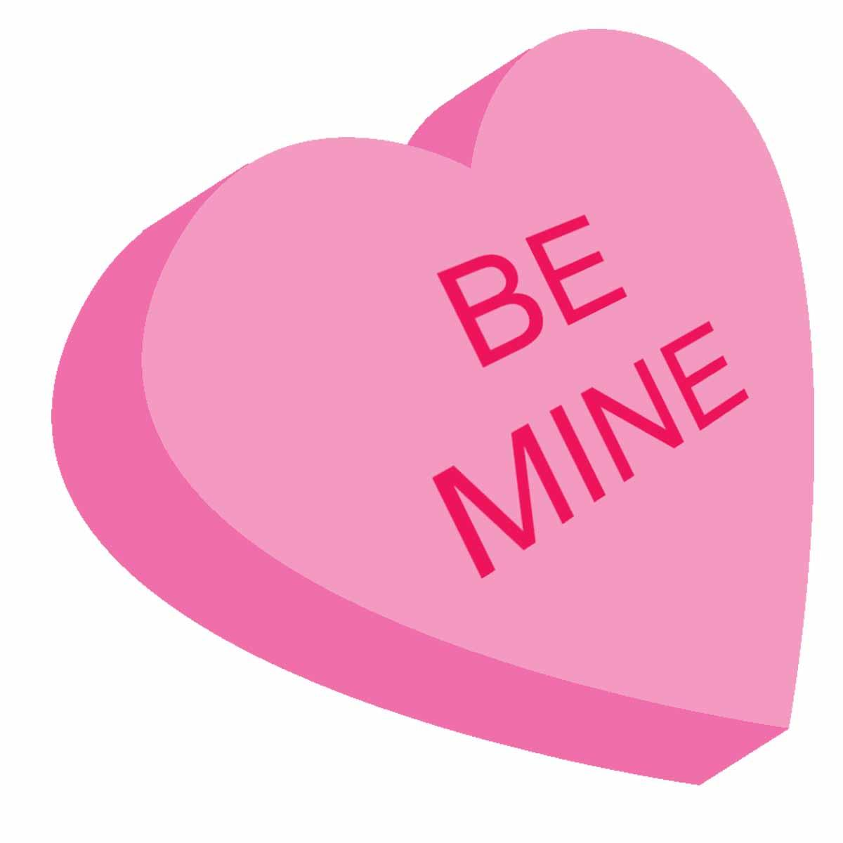 Romantic Valentine Candy Hearts Clipart Funny Pictures Shake The Tfjbo Clipart
