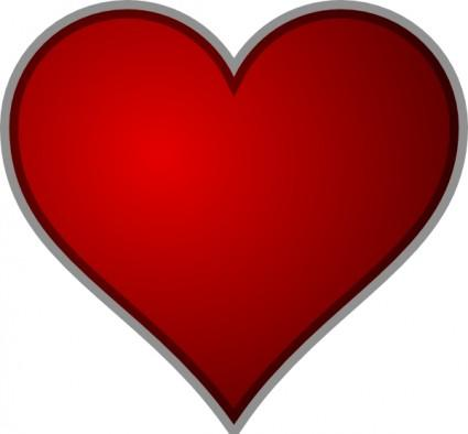 Hearts Heart Clip Art Free Vector In Open Office Drawing ...
