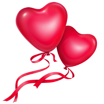 heart png balloon pink