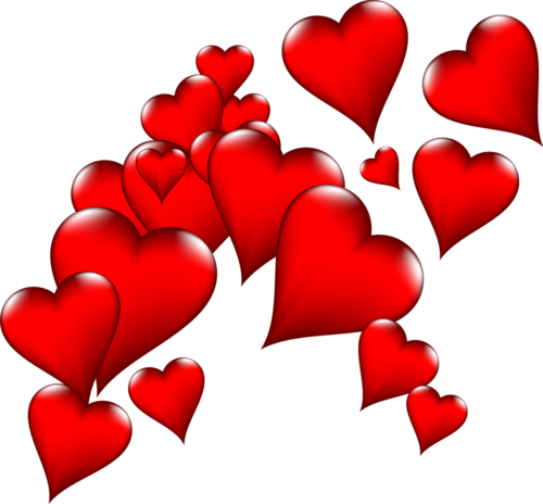 heart png bunch image