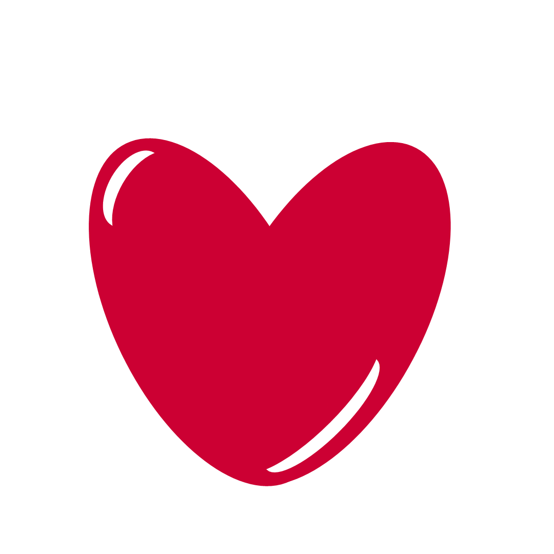 Red Heart Png Clip Art