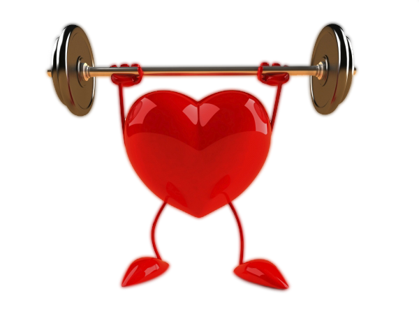 Healthy heart png