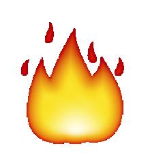 Ios Emoji Fire