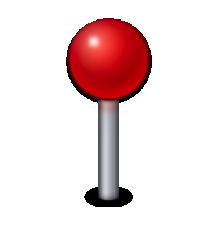 Ios Emoji Round Pushpin