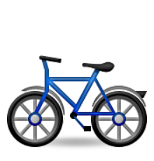 Bike And Flag Emoji The gallery for -->...