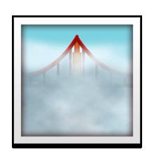 Foggy Clip Art