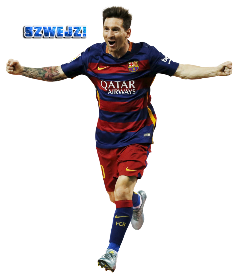 Lionel Messi PNG Image