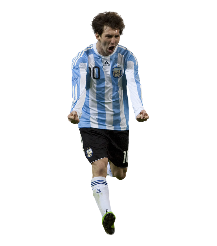 Lionel Messi PNG Clipart Argentina