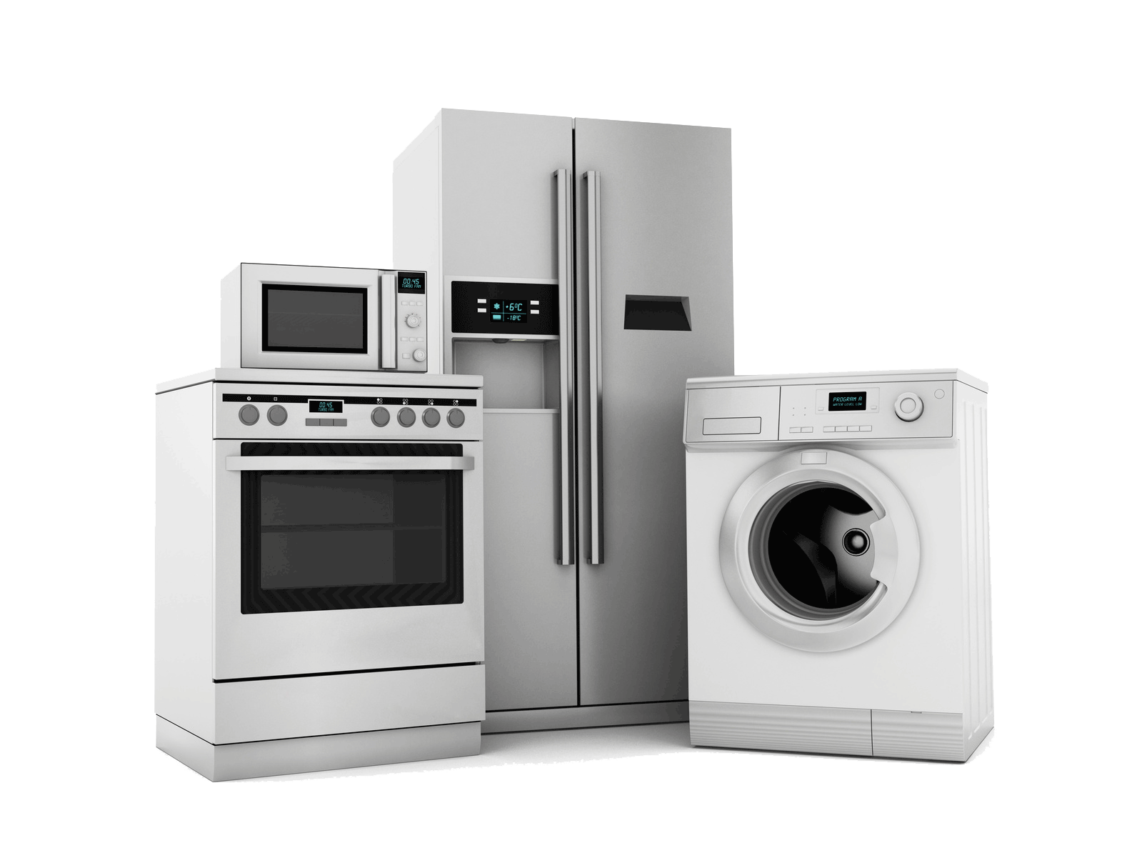 Picture Of Used Kitchen Appliances