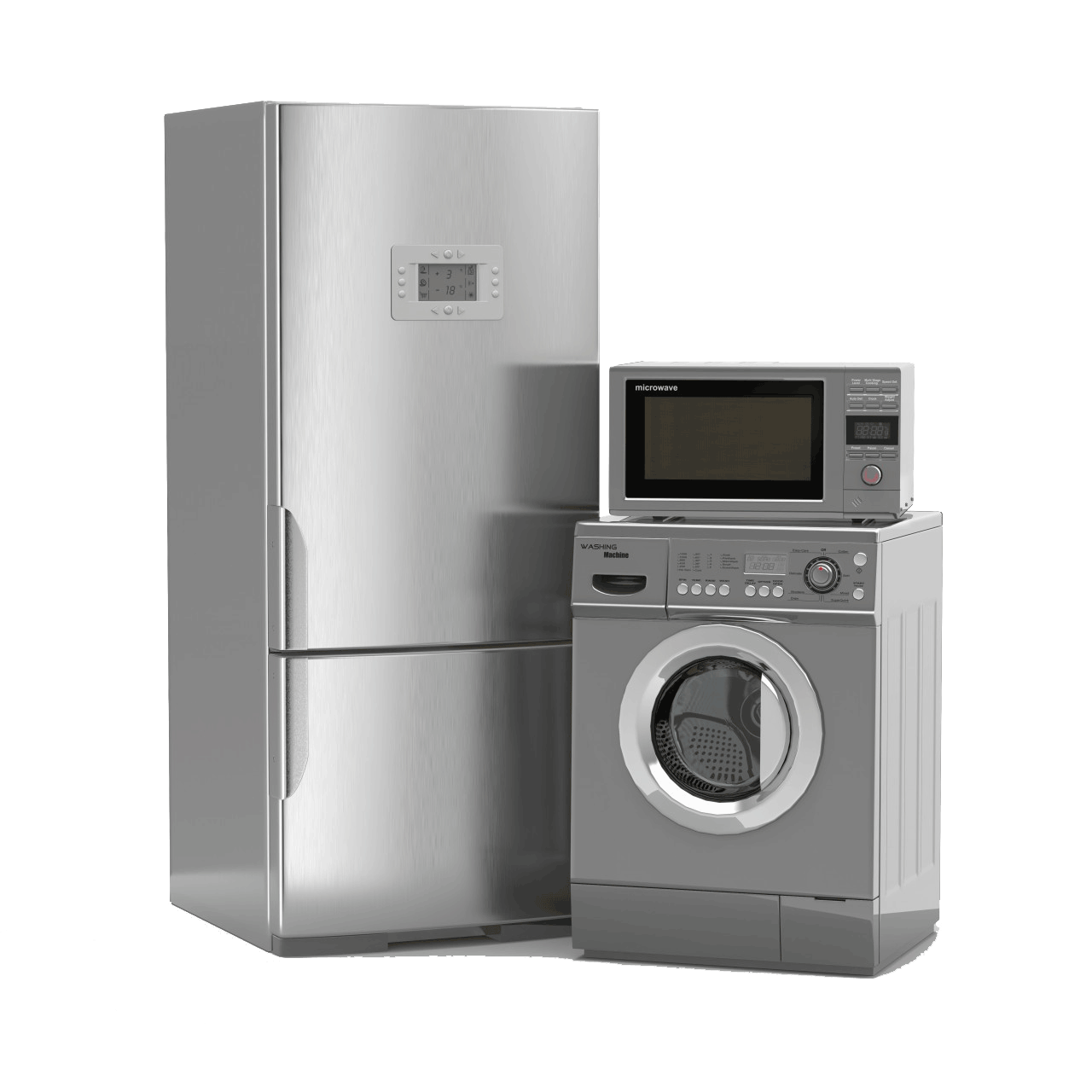 Home Appliances Png Simple