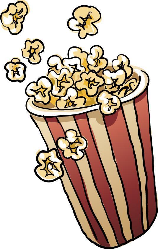 animated popcorn clip art dayblackhat bid rh clipart info clipart popcorn black and white clipart popcorn bucket
