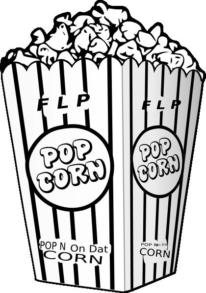 popcorn clip art clipart rh clipart info popcorn kernel clipart free