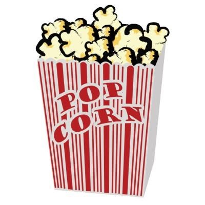 Animated popcorn clip art dayasriold top