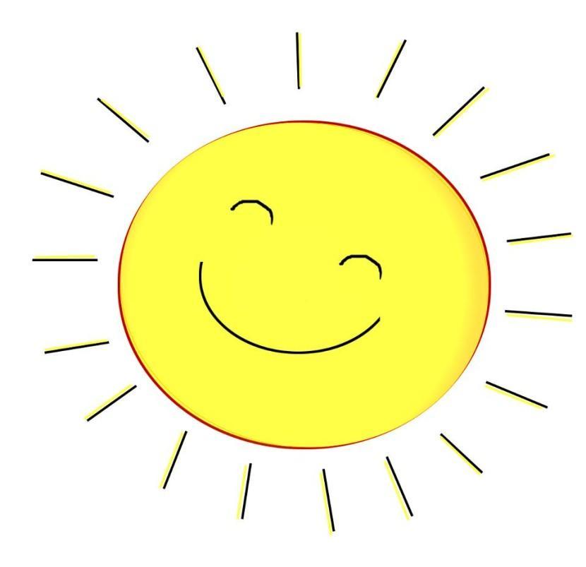 sunshine sun clip art black and white free clipart images 2 rh clipart info