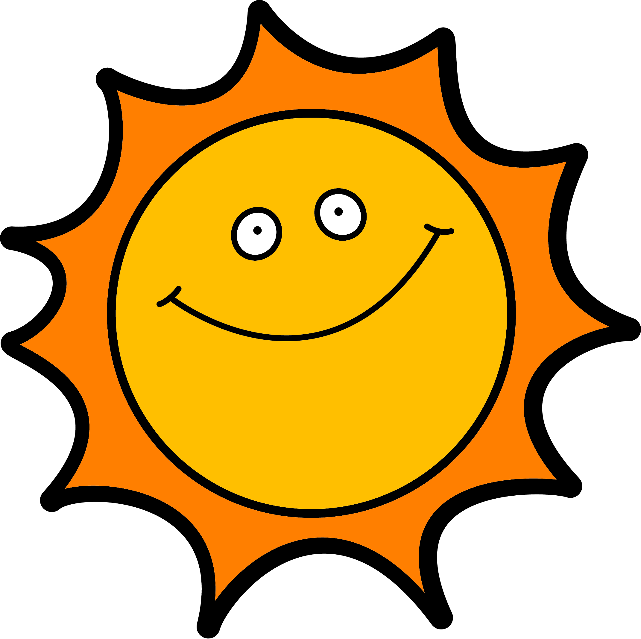 Sunshine free sun clipart public domain sun clip art for Free clipart no copyright