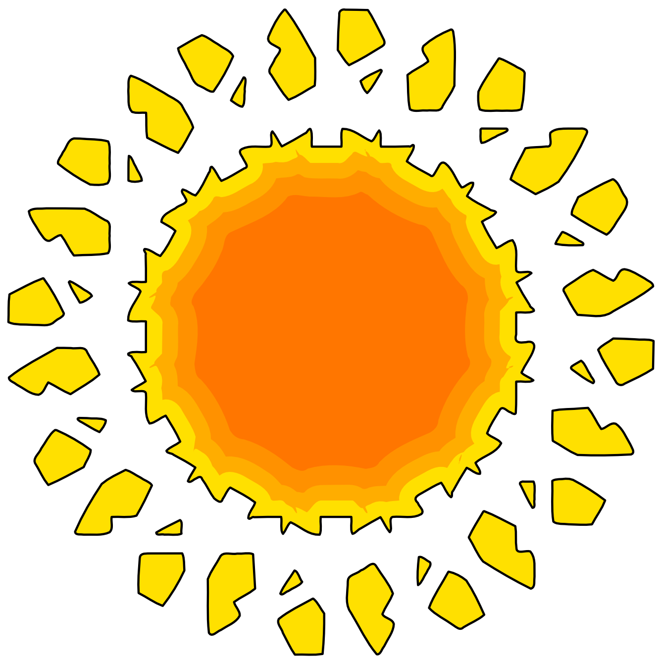 Sunshine free sun clipart public domain sun clip art images and 8