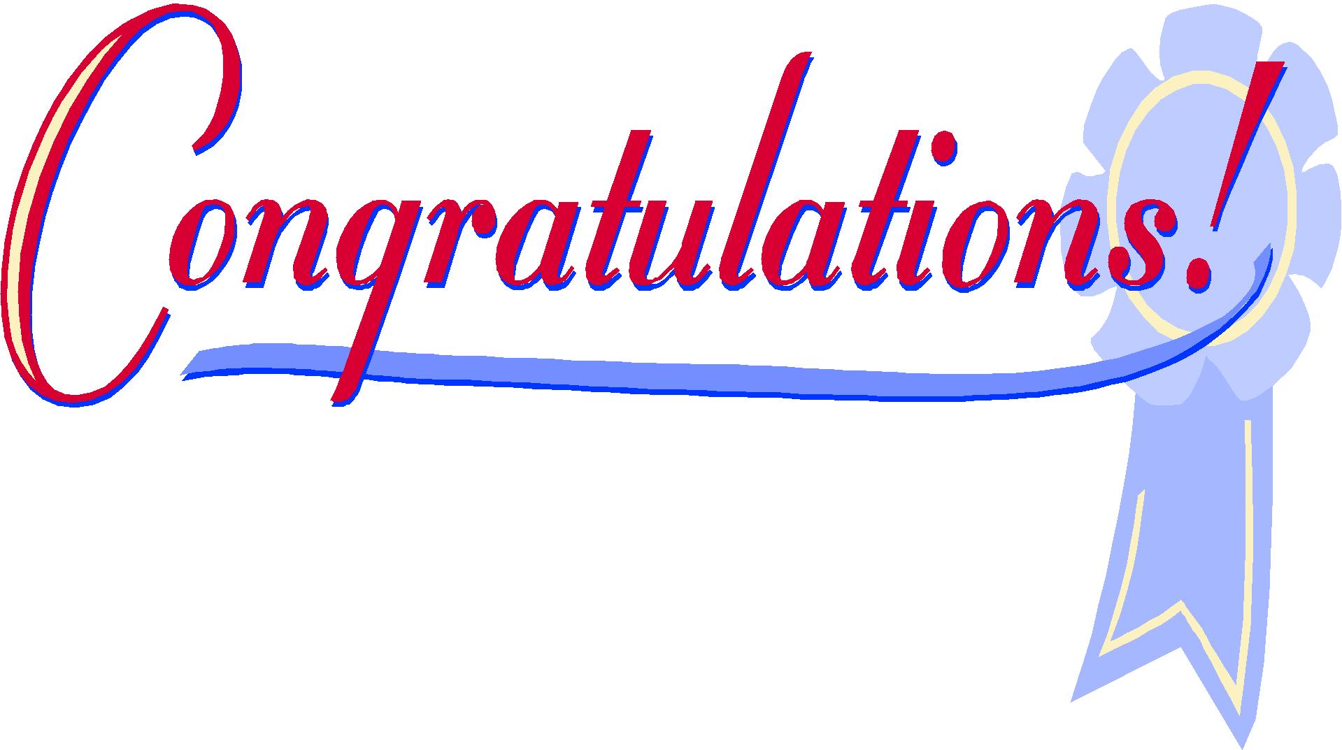 congratulations clipart 5 clipartion com 2 rh clipart info Congratulations Graphics Congratulations Graphics