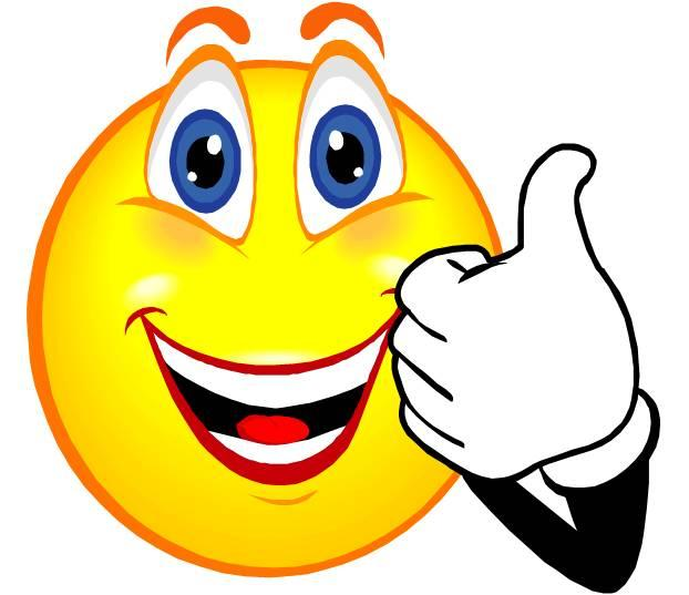 smiley face thumbs up thank you free clipart images rh clipart info clip art thumbs up smiley face clip art thumbs up