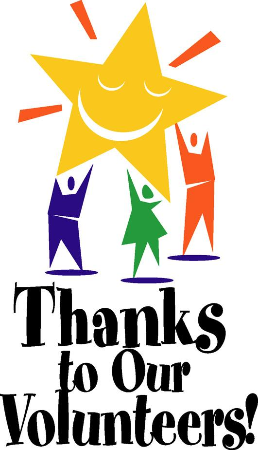Thank you volunteer clip art free clipart images 4