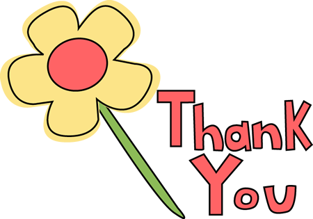 thank you flower image thank you flower clip art nqblhs clipart rh clipart info clip art for thank you very much clip art for thank you birthday