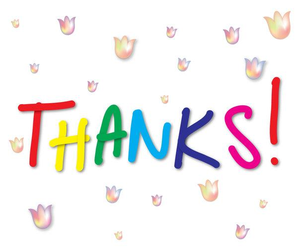 thanks a big thank you to all clipart free clip art images E6bTTR clipart