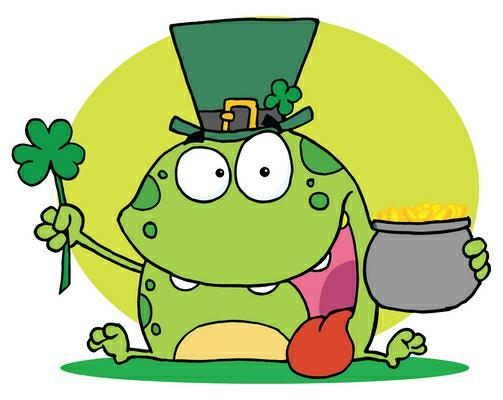 St patricks day clip art free clipart images