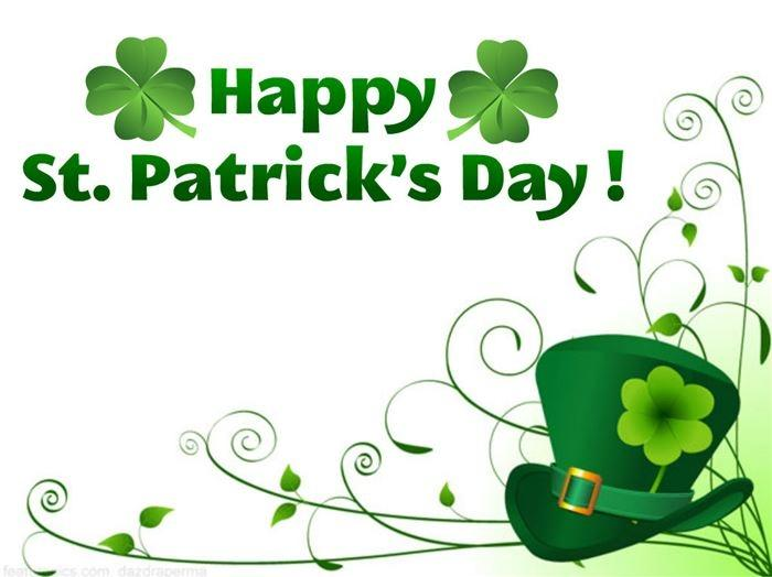 st patricks day happy st patrick clipart rh clipart info St. Patrick's Day Clip Art Black and White happy st patrick's day 2017 clipart