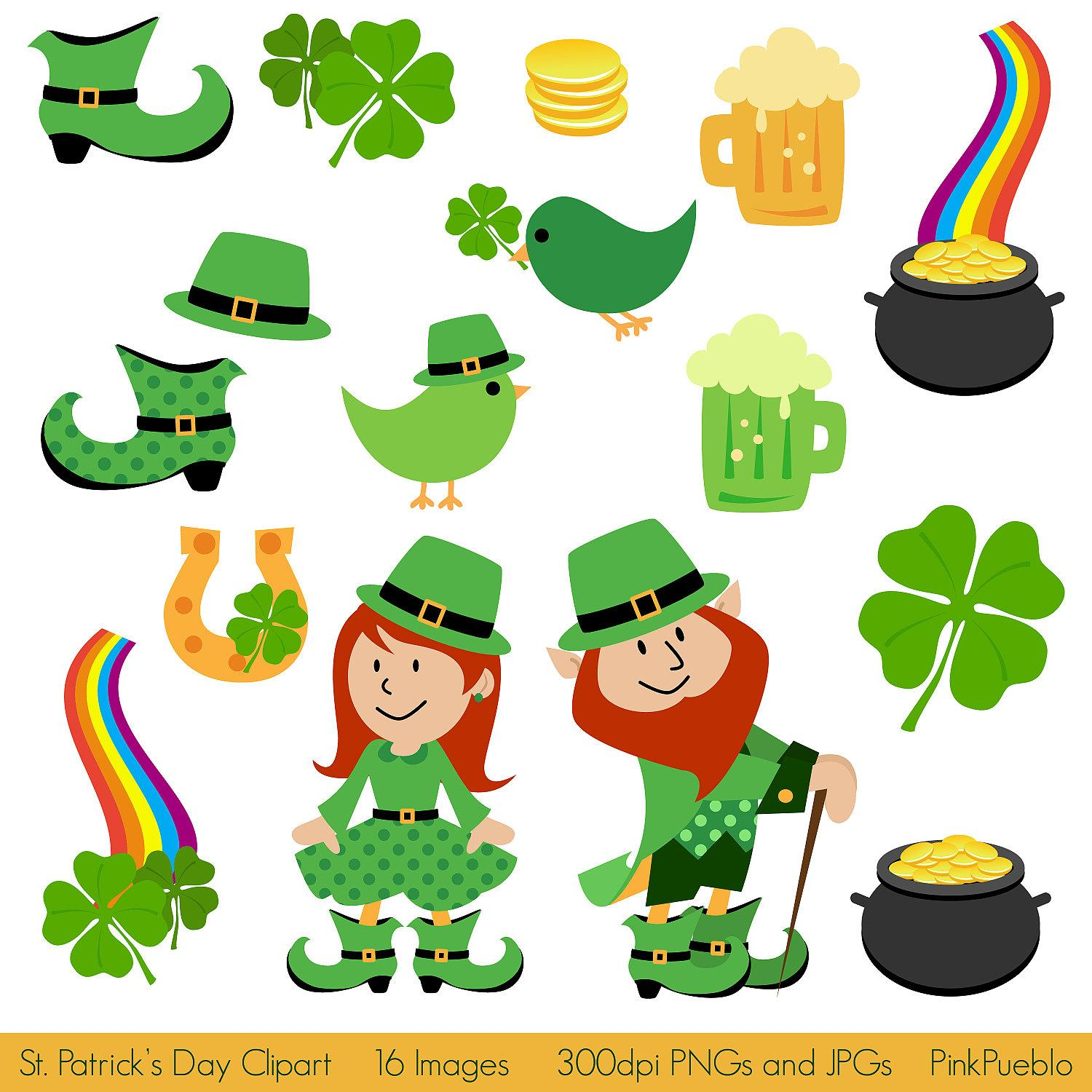st patrick s day clipart clip art st patricks by pinkpueblo cwA7rF clipart