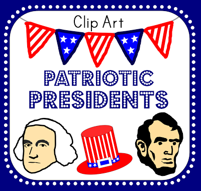 newly created clip art for president s day and saint patrick s day PVolbf clipart