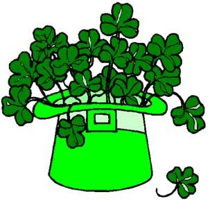 shamrocks and saint patrick s day from holiday insights dRNT4d clipart