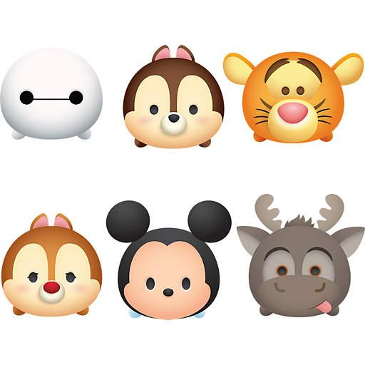 TsumTsum Disney collection