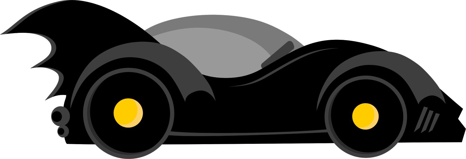 Batman Lego Car Clipart Png