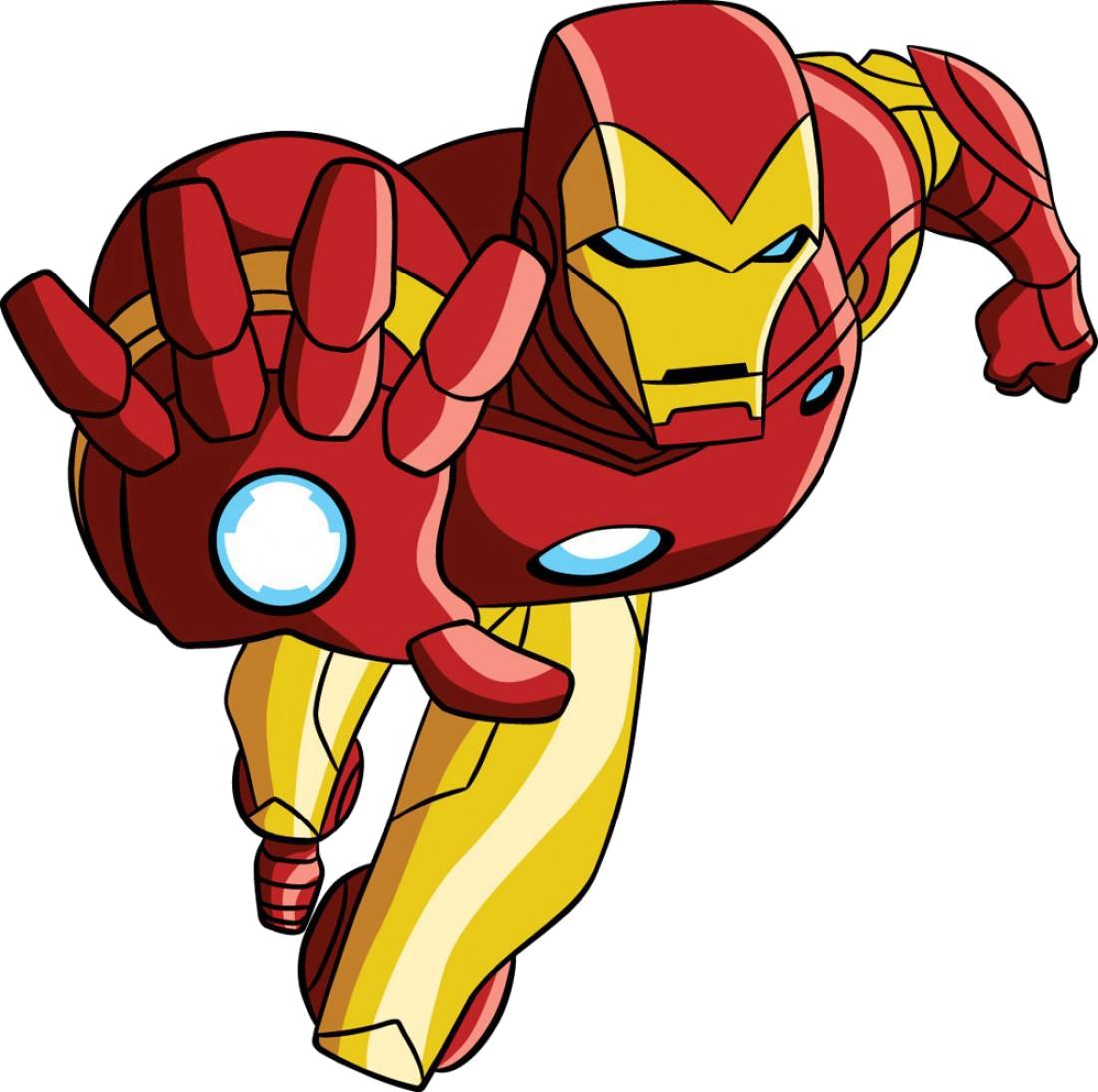 Iron Man Clipart Ironman 3 Png