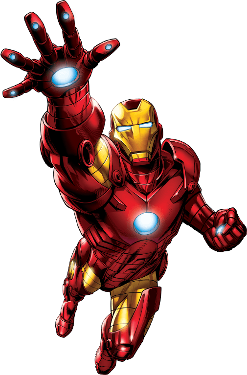 Iron man hd high quality clipart image png - Image de iron man ...