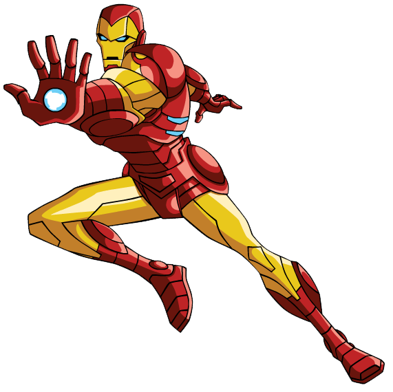 iron man clipart image png