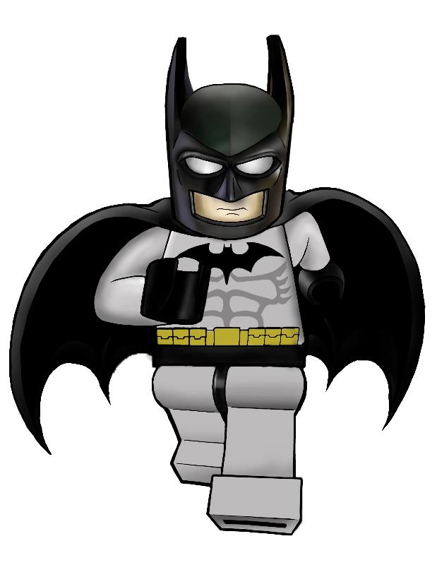 Lego Batman Clip Art Marvel Cartoon
