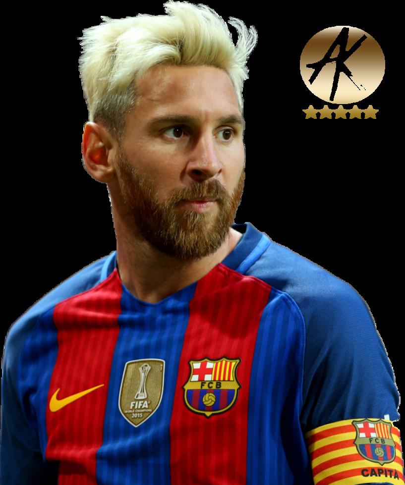 Lionel messi render fc barcelona 2017 png clipart - Render barcelona ...