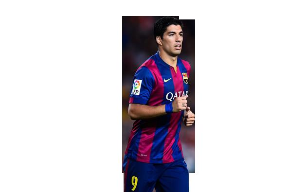 Luis suarez render png fc barcelona clipart - Render barcelona ...