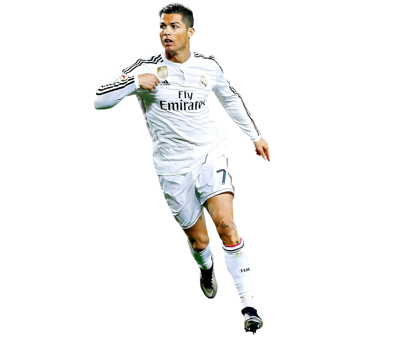 Cristiano Ronaldo Vs Barcelona Real Madrid Png Clipart