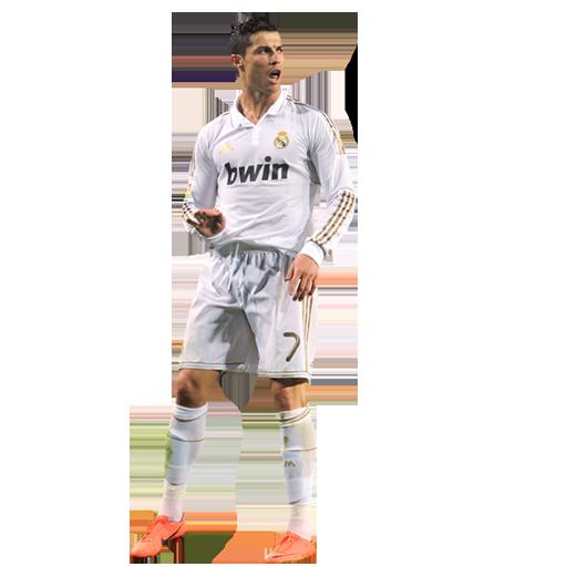Cristiano Ronaldo After A Goal Png Clip Art